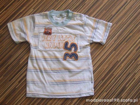 koszulka Chi Long rozmiar 92