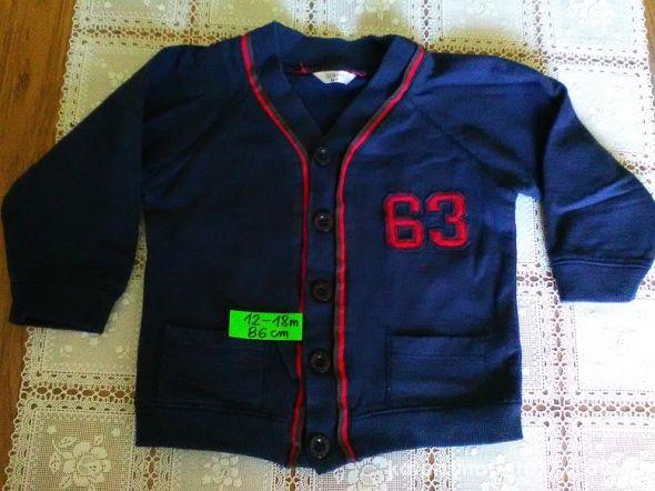 bluza zapinana 86 12 18m