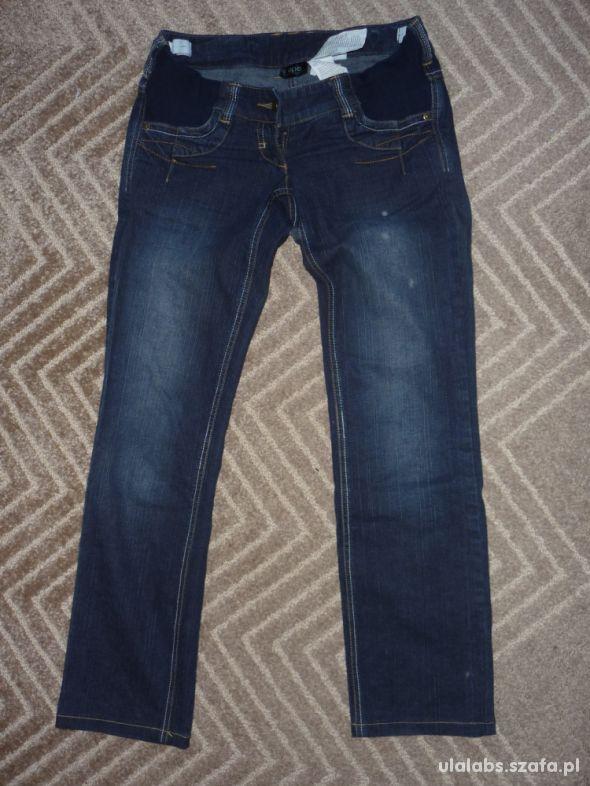 Jeansy ciążowe BPC 34