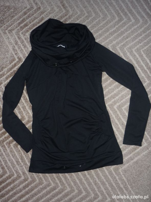 Bluza ciążowa Black Premium by EMP S