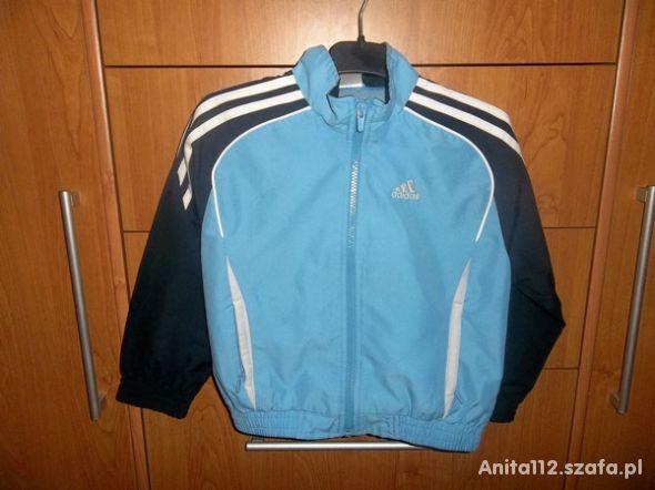 Bluza kurtka Adidas 110 116