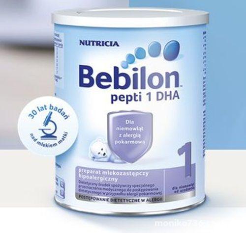 Bebilon 1 pepti DHA 450g
