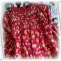 Kolorowa tunika dla dziewczynki w rozmiarze 98