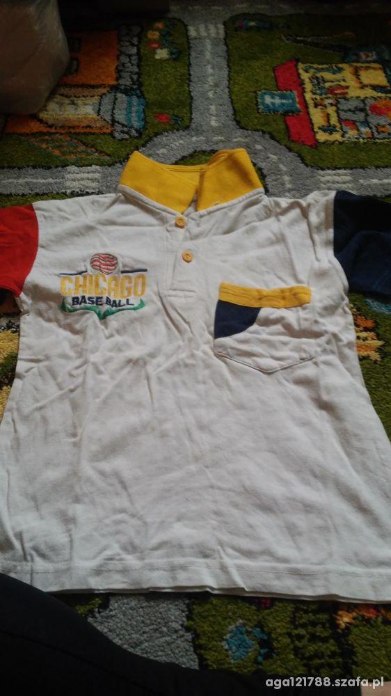 Bluzeczka kolorowa