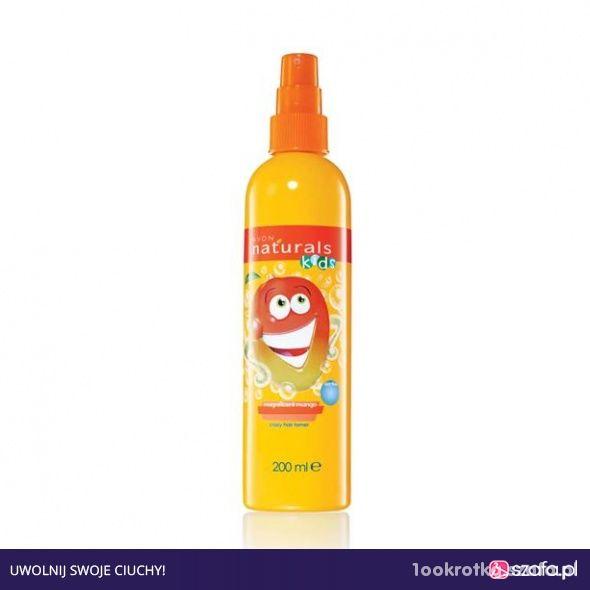 Spray ułatwiający rozczesywanie włosów Avon