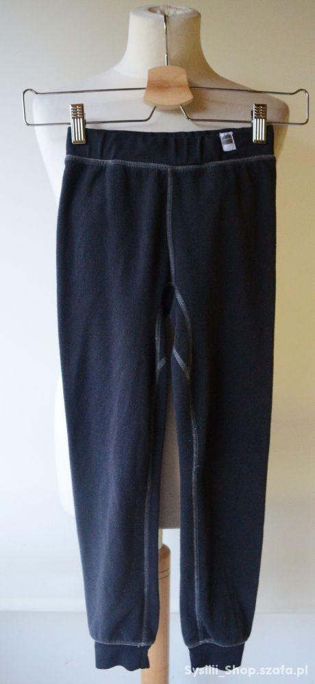 Spodnie Szare Dresy KappAhl 128 cm 7 8 lat Polar