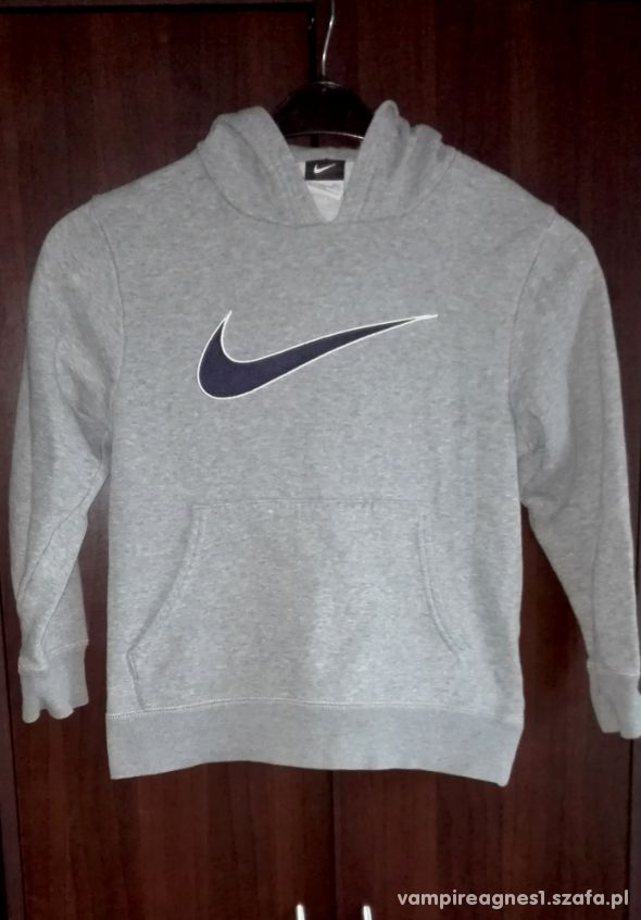 Nike zadbana bluza z kapturem