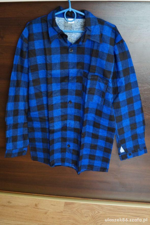 flanelowa koszula 176 182