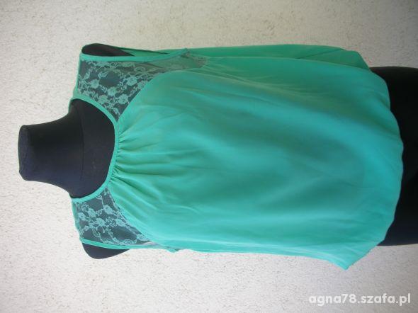 Bluzeczka zielona