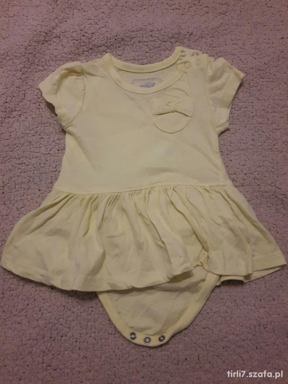 Body sukienka rozmiar 62