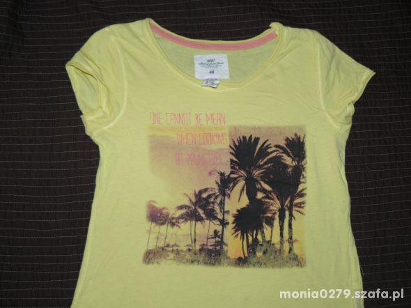 Bawełniana koszulka HM 134