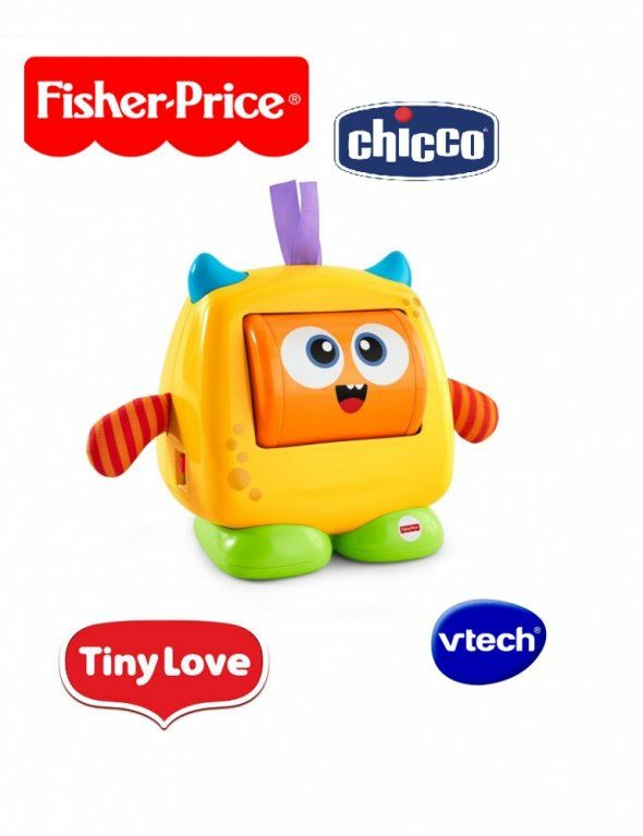 Zabawki Fisher Price Vtech Tiny Love Chicco