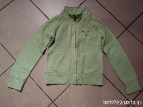 bluza RESERVED 122 zielona