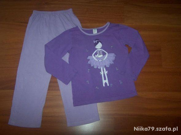 TU piżamka baletnica 116