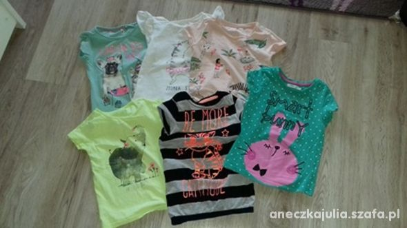 bluzki t shirt SMYK 116
