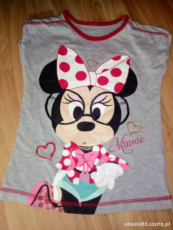 Bluzeczka Myszka Minnie 122 128