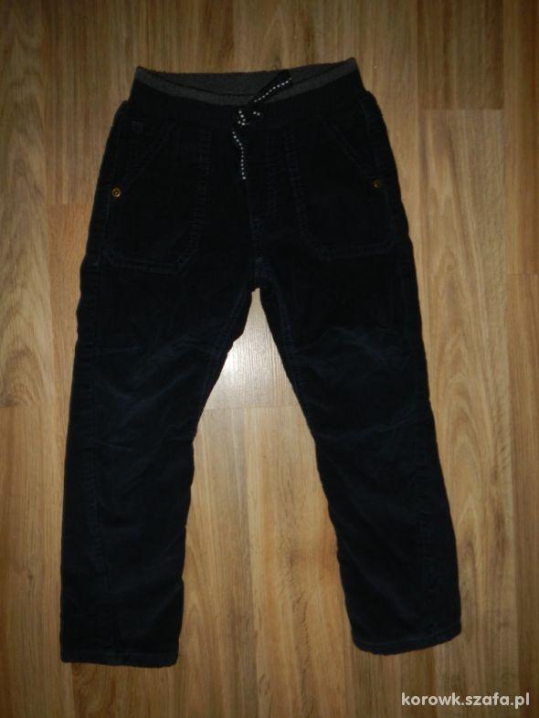 George spodnie rurki ocieplane 3do 4 latka 98