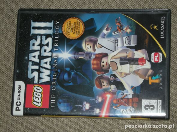 Gra PC Lego Star Wars II