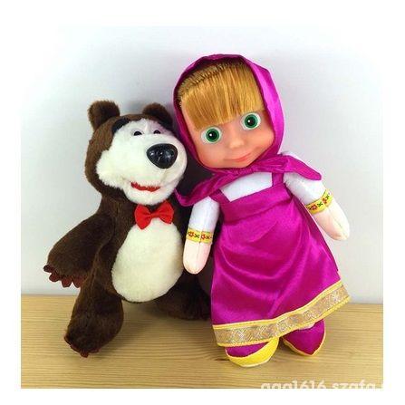 Zestaw Masza i Niedźwiedź