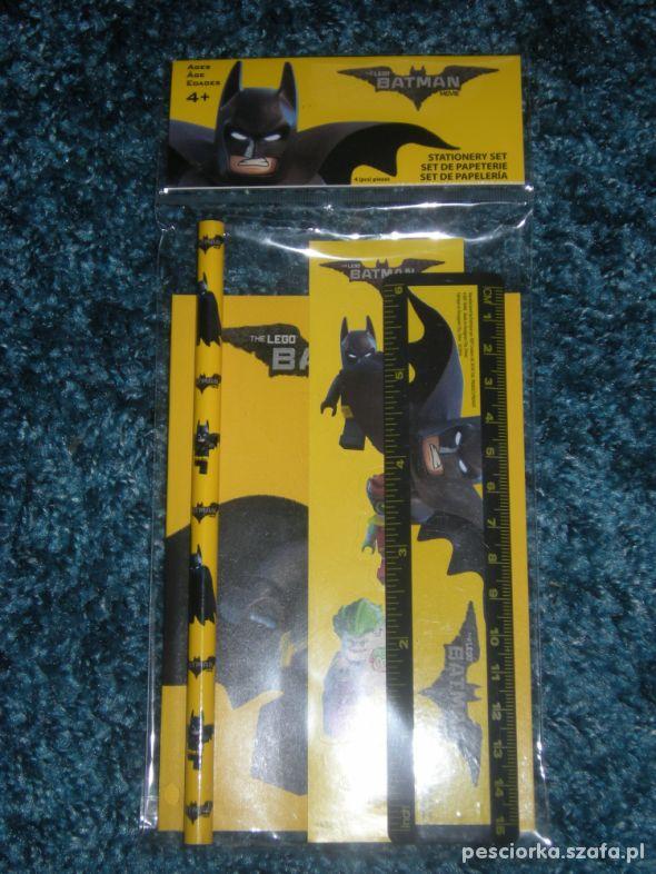 nowy zestaw szkolny Lego Batman