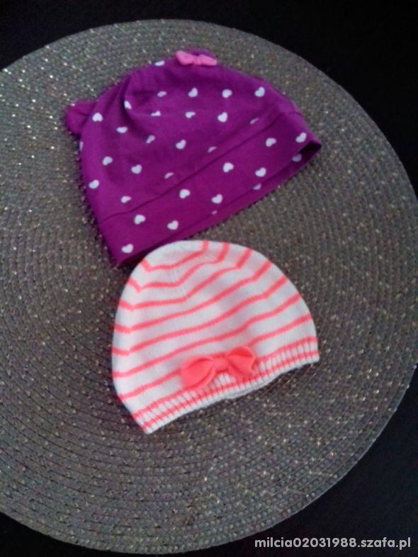 sllodkie czapeczki smyk i hm