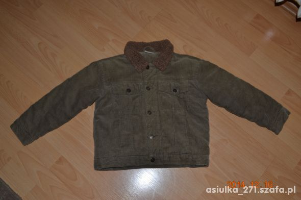 POWER KIDS kurtka przejściowa dla chłopca 128cm