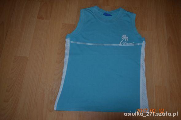 Koszulka na ramiączkach 134140cm