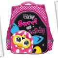 Plecak przedszkolny dziecięcy Furby