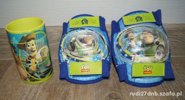Ochraniacze nakolanniki na rower rolki Toy Story