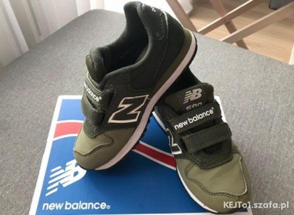 adidasy na żepy new balance