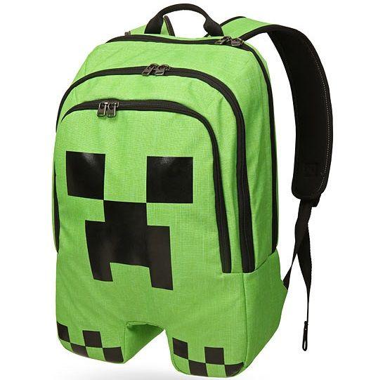 Nowy plecak Minecraft