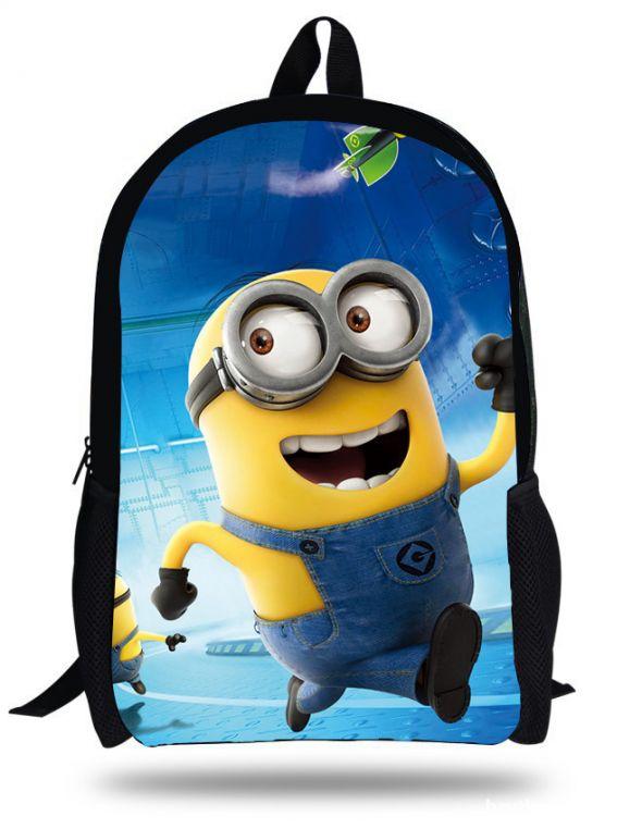 Minionki nowy plecak