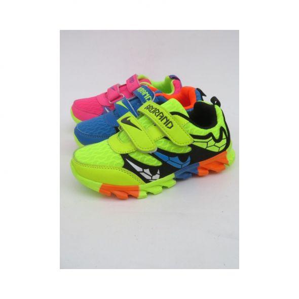 Mega kolorowe wygodne buciki sportowe od 26 do 36
