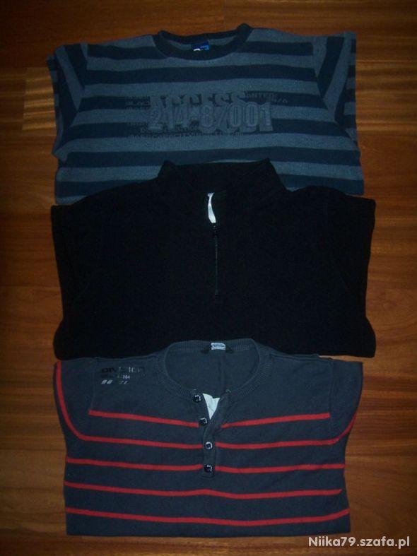 Bluzy dla chłopca 140 146