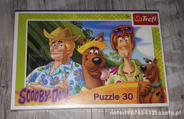 TREFL Puzzle Scooby Doo 30 elementów