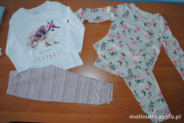 piżama rozmiar 98 dwie nowe