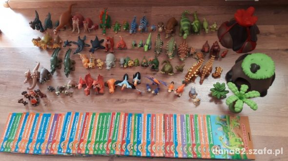 Dinozaury i przyjaciele szukam