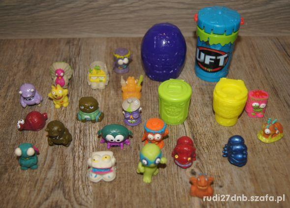 Zestaw figurki kolekcja Śmieciaki Trash Pack