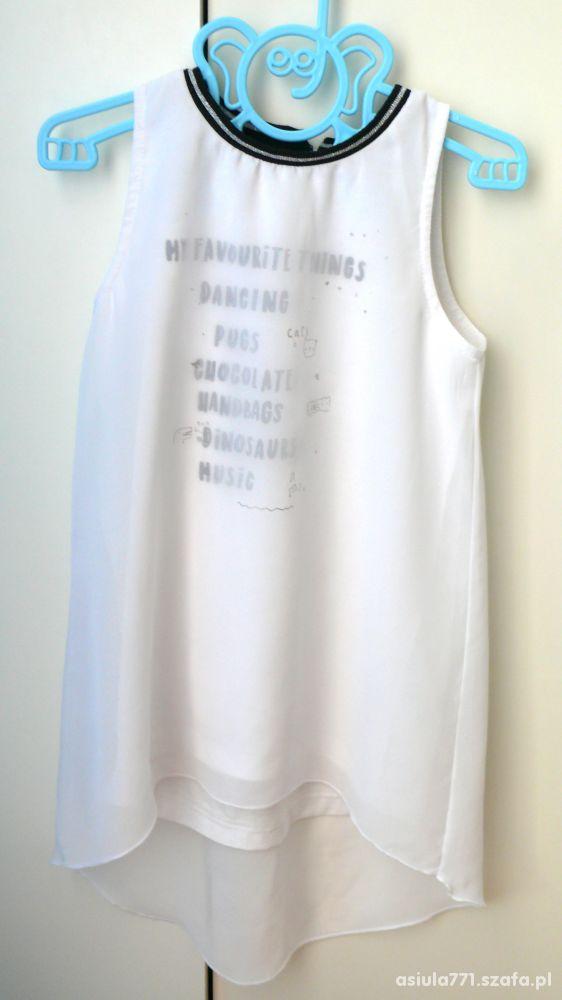 bluzka mgiełka marki TU 116 cm