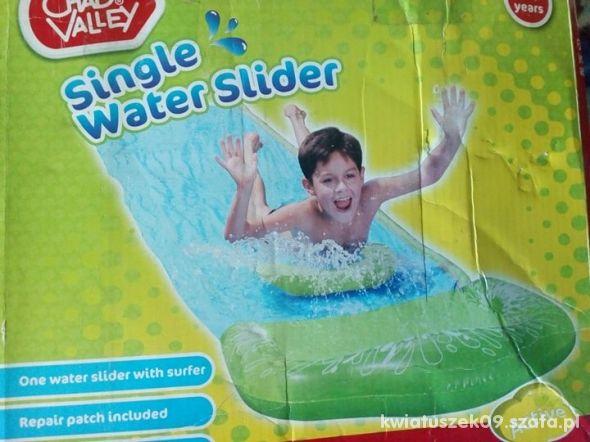 Nowa Ślizgawka Zjeżdzalnia Wodna
