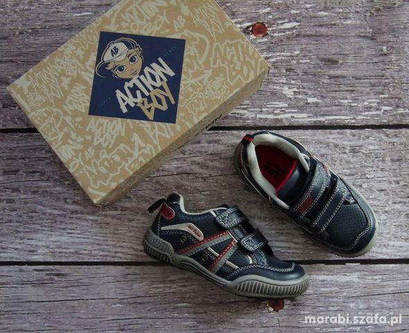 28 NOWE Fajne buty na jesień Action Boy