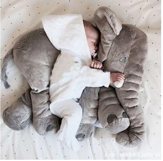 Słonik poduszka