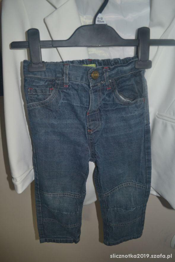 Spodnie jeansowe Bambini 92cm 98cm 24mc 36mc