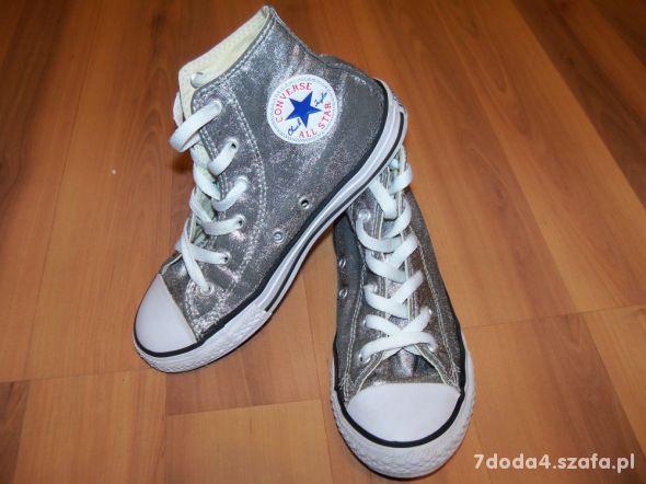 Trampki Converse rozm 34 wkł 21 cm