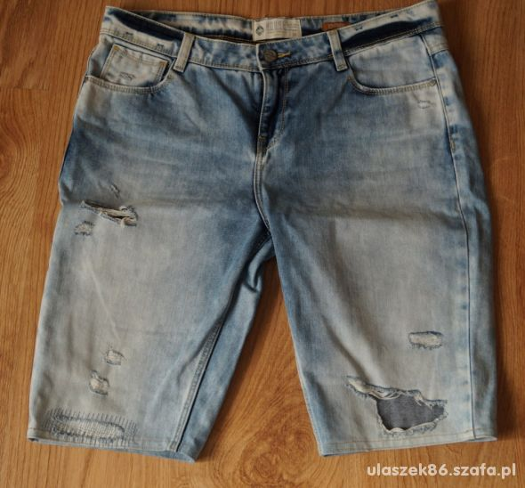 jeansowe szorty House 38 M
