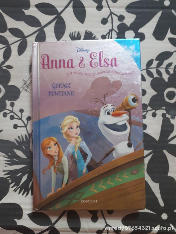 Disney Frozen Anna i Elsa Gorące powitanie