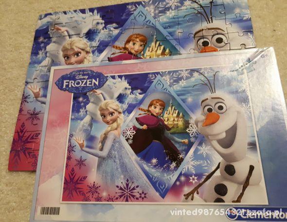 Clementoni Puzzle Disney Frozen 100 elementów