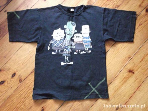 T shirt z wlatcami móch rozmiar 134