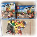 LEGO City 60100 Klocki Lotnisko zestaw startowy