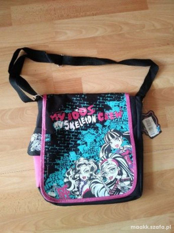 Nowa torba Monster High
